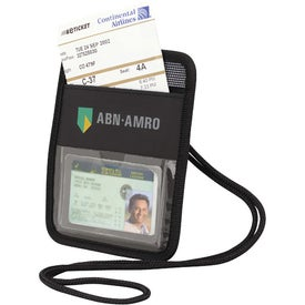 ID/Passport Badge Holder