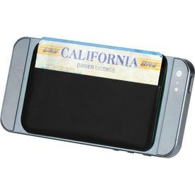 Custom I.D. Please Card Holder