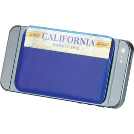Personalized I.D. Please Card Holder