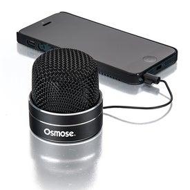 Imprinted Idol Portable Speaker