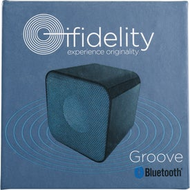Custom Ifidelity Groove Bluetooth Speaker