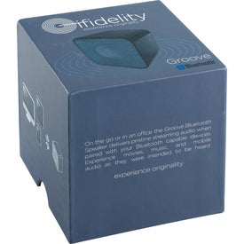 Ifidelity Groove Bluetooth Speaker for Your Organization