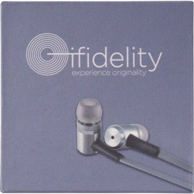 Ifidelity Jazz Earphones for Your Company