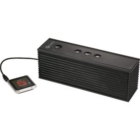 ifidelity Soundwave Bluetooth Speaker for Marketing