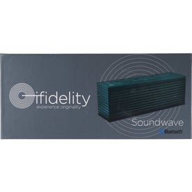 Branded ifidelity Soundwave Bluetooth Speaker