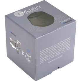 Ifidelity Swerve NFC Bluetooth Speaker for Your Church