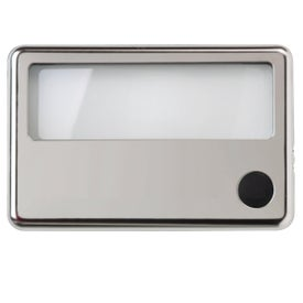 Company Illuminated Menu Magnifier