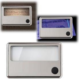 Promotional Illuminated Menu Magnifier