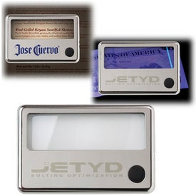 Promotional Illuminated Menu Magnifier