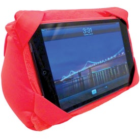 In Pillow Tablet Stand