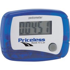 Logo In-Shape Pedometer