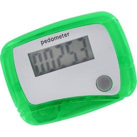 Custom In-Shape Pedometer