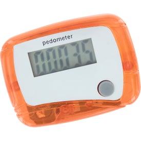 Branded In-Shape Pedometer