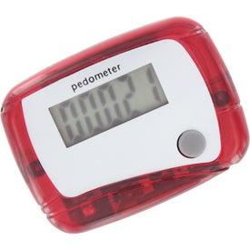 Company In-Shape Pedometer