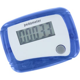 In-Shape Pedometer Imprinted with Your Logo
