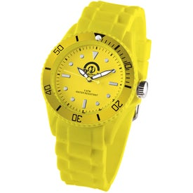Infinity Analog Watch with Your Logo
