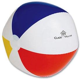 "Inflatable Beach Ball (12"")"