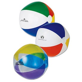 "Inflatable Beach Ball (10"")"