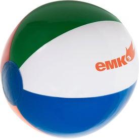 "Inflatable Beach Ball (16"")"
