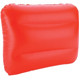 Inflatable Pillow with Your Slogan