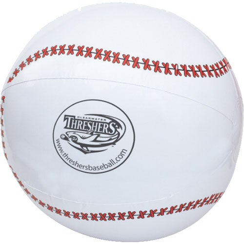 Baseball Inflatable Sports Beach Ball