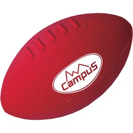 Personalized Inflatable Vinyl Football