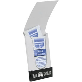 Instant Hand Cleaner Pocket Pack for Your Organization