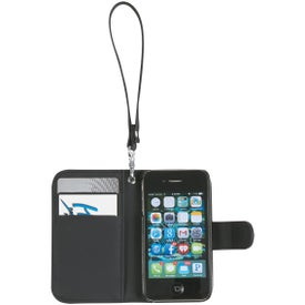iPhone 4 and 4s Case with Magnetic Close Tab and Strap for Your Church