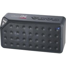 Advertising Jabba Bluetooth Speaker
