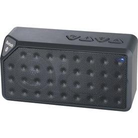 Monogrammed Jabba Bluetooth Speaker