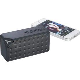 Logo Jabba Bluetooth Speaker