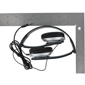 Imprinted Jammer Headphones