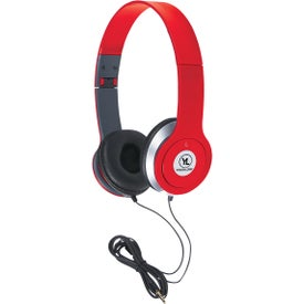 Jammer Headphones Imprinted with Your Logo