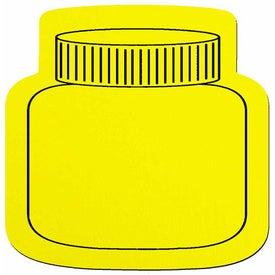Jar or Bottle Jar Opener Imprinted with Your Logo