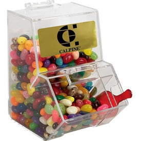 Jelly Bean Dispenser - Candy (Full Color)