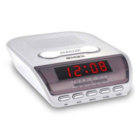 Jensen AM FM Clock Radio
