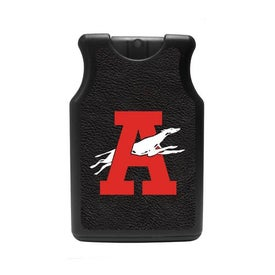 Custom Jersey Shaped Credit Card Style Hand Sanitizer