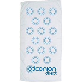 Advertising Jewel Collection Beach Towel