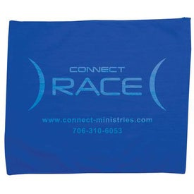 Customized Jewel Collection Soft Touch Sport/Stadium Towel