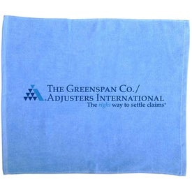 Personalized Jewel Collection Soft Touch Sport/Stadium Towel