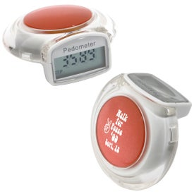 Printed Jewel Pedometer