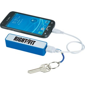 Jive Power Bank Charger for Advertising