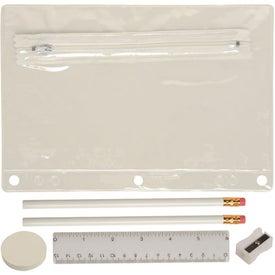 Custom Jo-Bee Translucent Deluxe School Kit