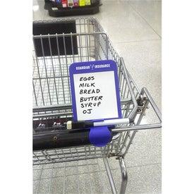 Company Jot 'N Shop Memo Board