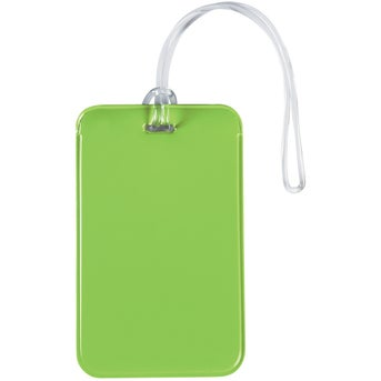 Promotional Journey Luggage Tags with Custom Logo for $0.95 Ea.