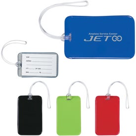 Company Journey Luggage Tag