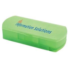 Promotional Journey Pill Bandage Case