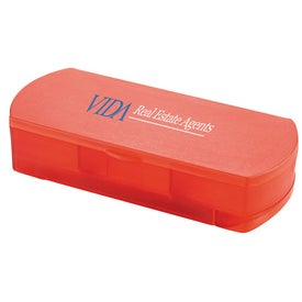 Journey Pill Bandage Case