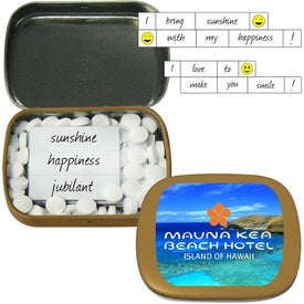 Joy Mints Branded with Your Logo
