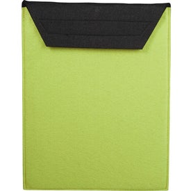 Jubilee Felt Tablet Holder for Marketing